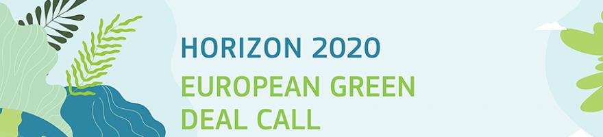 Jornada Europea - H2020 Green Deal